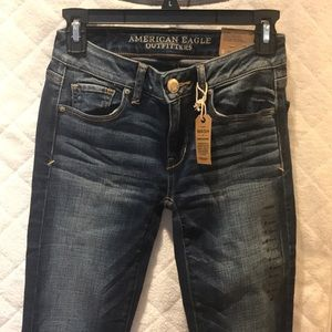 American Eagle Outfitters Jeans - American Eagle Skinny Low Rise Jeans